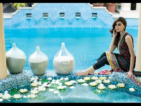 Alkaram Lawn 2017 Collection 3 Piece Dresses With Prices