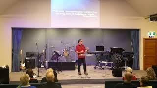 Eph 6:19-20 Fearlessly Sharing the Gospel (30/05/2021)