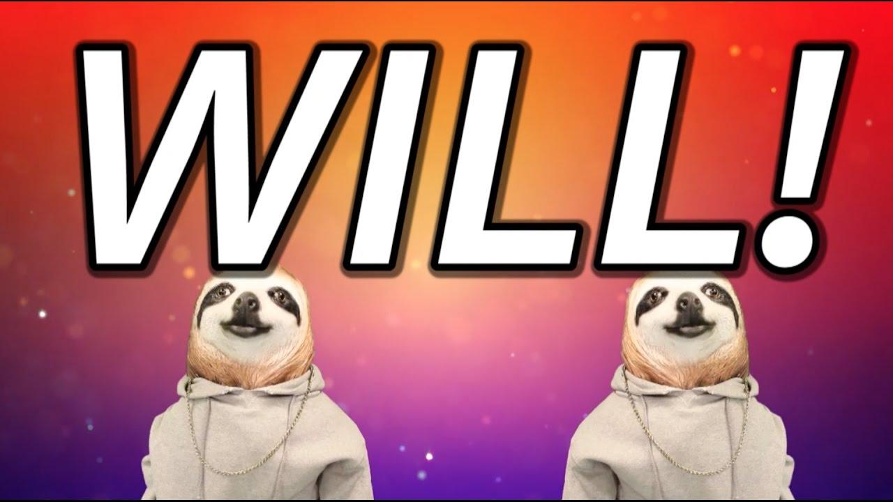 Happy birthday will sloth happy birthday rap youtube happy birthday will sloth happy birthday rap sciox Gallery