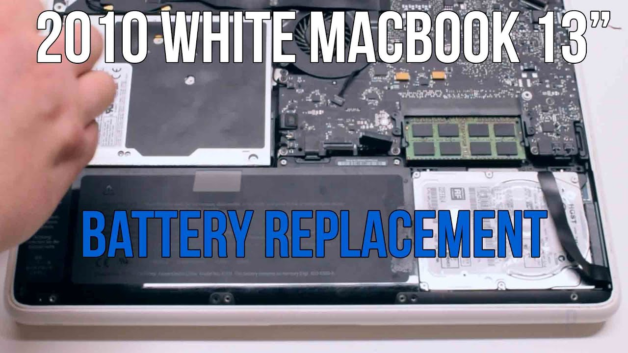 2010 White Macbook A1342 Battery Replacement Anker Apple Mackbook 13inch A1185 108v 5600mah
