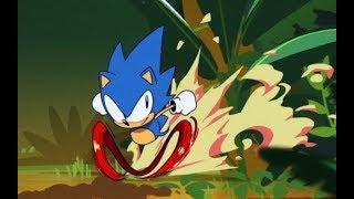 Sonic Mania Adventures - Sneak Peek by : Sonic the Hedgehog