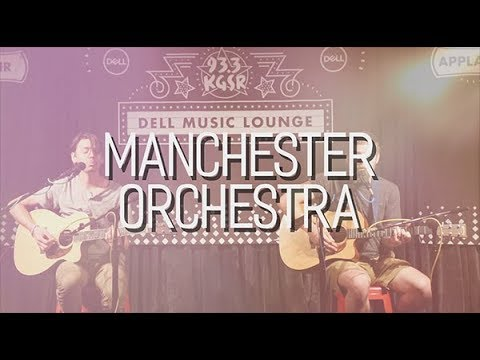 Manchester Orchestra LIVE in the Dell Music Lounge [Interview + Performance]