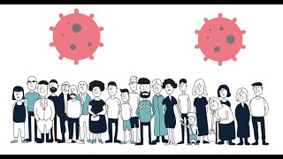 Animated video about COVID-19 prevention in Ukraine