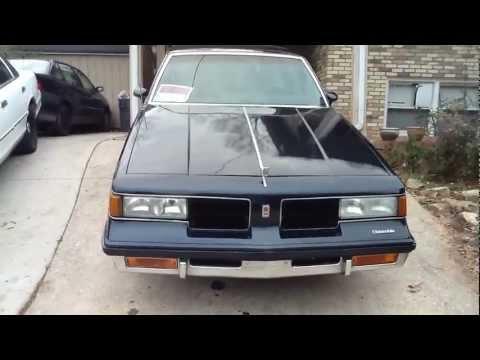 Oldsmobile cutlass salon t tops doovi for 1987 cutlass salon t tops