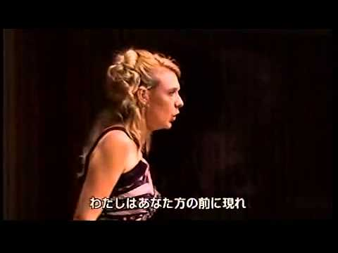 0868 Magdalena Kožená -  Abendempfindung   K 523   Mozart 2006