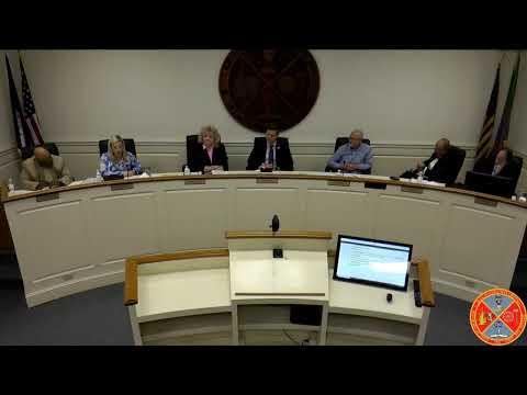 Town Council Regular Meeting - June 7, 2021