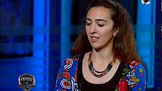 برنامج Spot on sport - نقاش عمر فؤاد مع بطلة كرة الريشة حول تجنيس اللعيبه باسم بلاد اخرى
