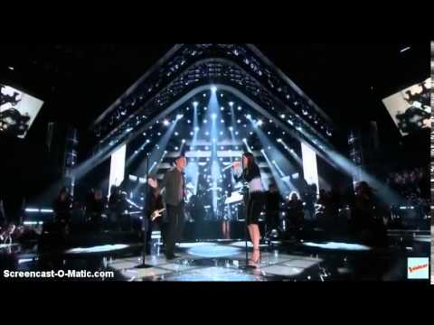 Jessie J and Chris Jamison-Masterpiece- the voice usa