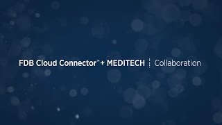 Cloud-Based Clinical Decision Support Solutions | FDB & MEDITECH