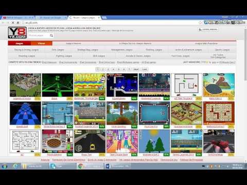 Como Descargar Juegos De Y8 Youtube