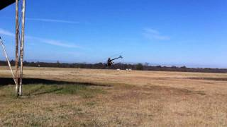 Mosquito Turbine Helicopter