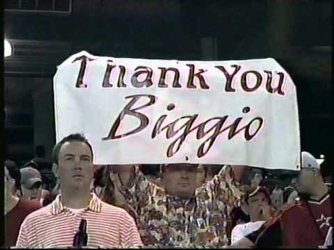 Biggio's Last Game
