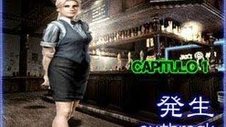 Resident Evil Outbreak File:#1 Guia parte 1-EPIDEMIA- (Español)