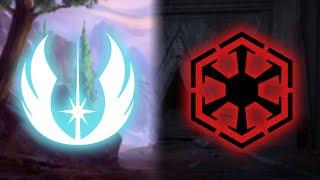 Bist du ein Jedi oder ein Sith? (Interaktives Video)