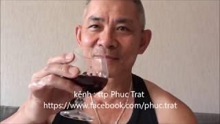 Blueberries make wine     Quả việt quất làm rượu vang