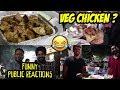 Best soya chaap in delhi    Veg chicken chaap 😂
