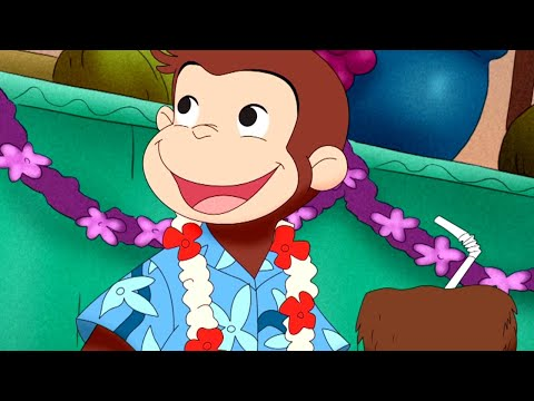 Curious George 🐵Monkey Mystery Gift 🐵Kids Cartoon 🐵Kids Movies 🐵Videos for Kids