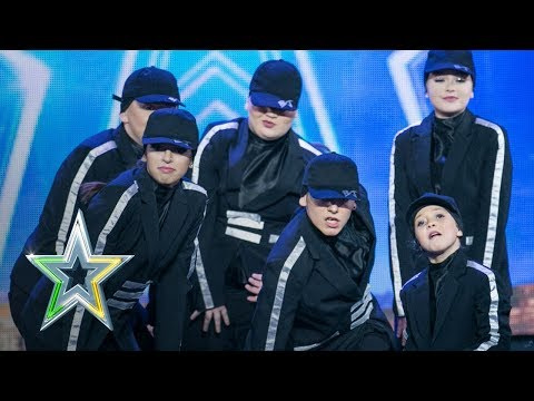 Cork Dance Troupe RDC bring the energy  | Auditions Week 2 | Ireland's Got Talent 2018