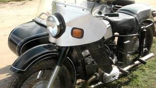 Мотоцикл Днепр МТ 10-36
