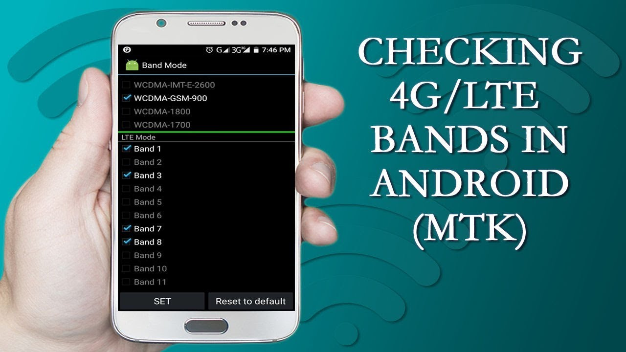 How to Check 4G/LTE Bands Supported by Your Android Device (MTK)