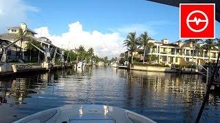 Naples Florida - Dzień Na Łodzi