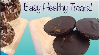 Easy Healthy Treats | Vegan | Nikki Stixx