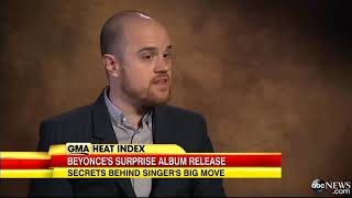 News Coverage on Beyoncé's 2013 Surprise Album Drop