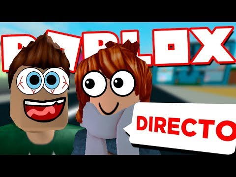 🔴 ¡¡ ROBLOX en DIRECTO con Mel !! | #Romel