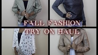 HUGE Collective Fall Haul! Forever 21, Target & Tjmaxx (Try On) Thumbnail