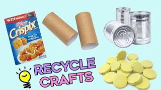 4 AMAZING DIY CRAFTS TO DO WHEN YOU'RE BORED!