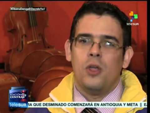 2750 Kunst TeleSUR Sistema de Orquestas de Venezuela, un exitoso proyecto social multimedia teles