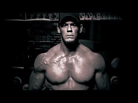 John Cena - The Best Training in One Video!!!