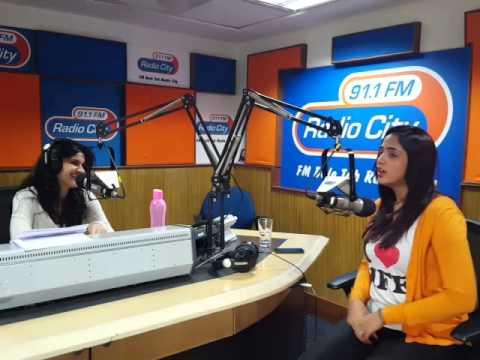Mauli Dave - RJ Archana Radio City 91.1 FM 3