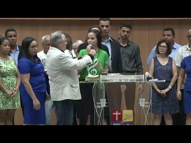 Pr. Denardi em Governador Valadares/MG - Ministério Intimo do Pai - Dia 01