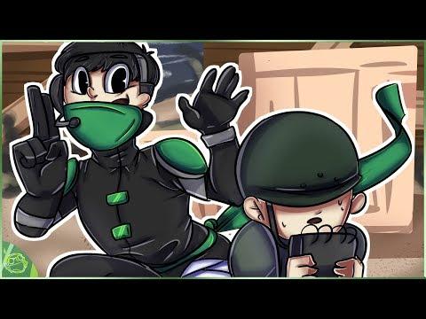 Call of Duty WW2 Funny Moments - Nogla Ninja Defuse, Bomb Glitch & Headquarters!