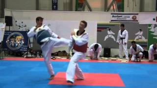 Old Taekwondo Show Footage by Niklas Kinzel