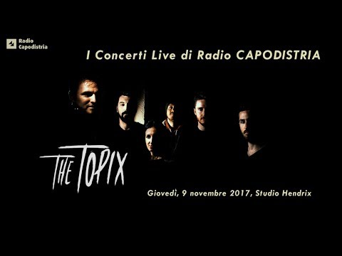 I concerti live di Radio Capodistria - THE TOPIX