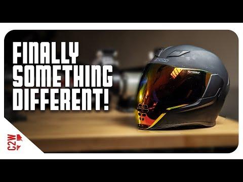 FINALLY something different   Icon Airflite Helmet