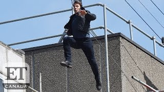 Tom Cruise Injured In Stunt On The Set Of 'Mission: Impossible 6'