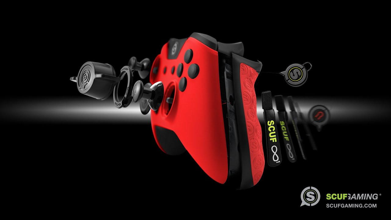 The New SCUF Infinity1 Controller By ScufGaming YouTube