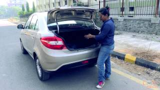 Tata Zest | Know Your Car | Boot Space