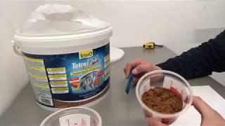 Обзор Корм для рыб в аквариум Tetra Pro Energy, чипсы, основной Германия