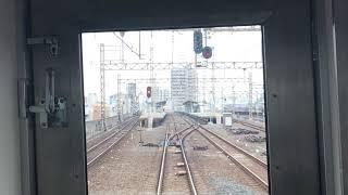 南海線 天下茶屋駅から堺駅 前面展望
