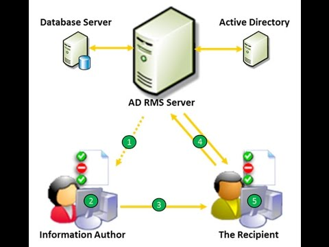 How To Configure & Installing Active Directory Rights Management Services (ADRMS ) In Server 2016