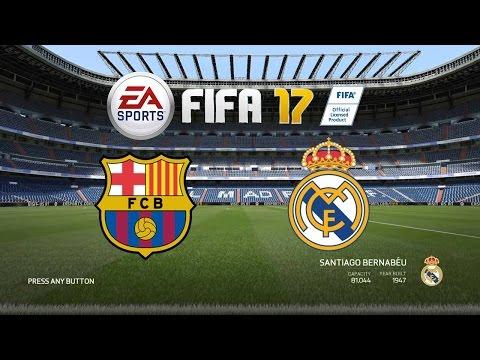 FIFA 17 (Gameplay) - XBOX ONE S - By JuaK-7