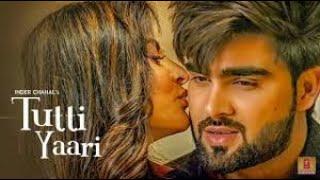 Navi Navi Tutti Yaari Fullscreen Whatsapp Status   Inder Chahal   Tutti Yaari Song Status Sad Status