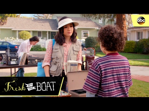 Jessica's Bargain Deals - Fresh Off The Boat 3x14