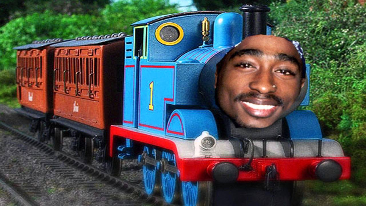 Thomas The Dank Engine - YouTube