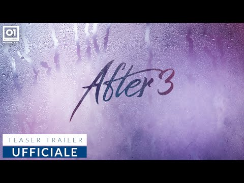 AFTER 3 (2021) - TEASER TRAILER ITALIANO HD