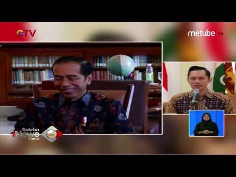 Jokowi Dan AHY Bertemu Di Istana Bogor, Ini Yang Dibahas - BIS 22/05